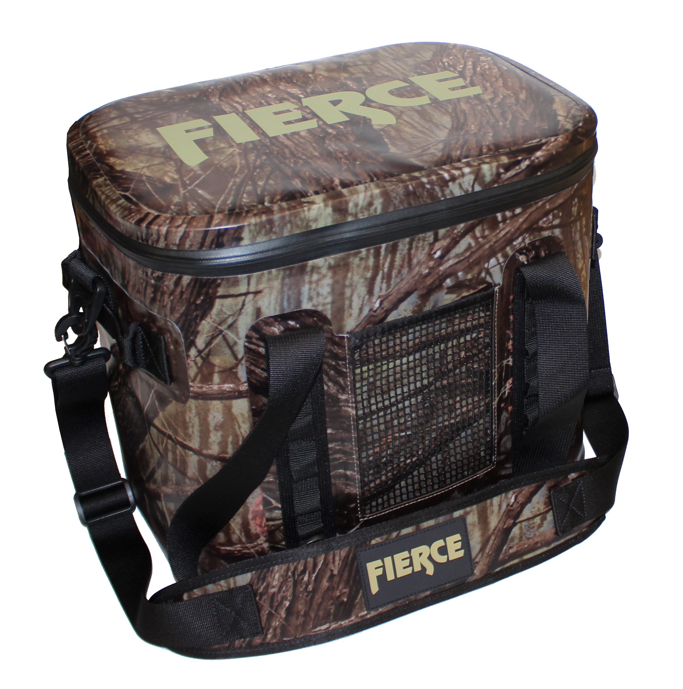 Camo Soft Cooler ~ Fierce ss cooler t camo skullz outdoors